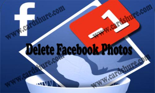 Delete Facebook Photos - Facebook Cover Photo | Facebook Delete Profile