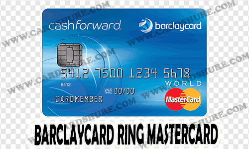Barclaycard Ring Mastercard - How to Apply