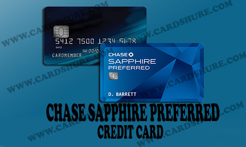 Chase Sapphire Preferred Credit Card - Application Status | Login | Activation | Registration
