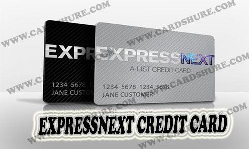 Express Credit Card - Express Credit Card Application