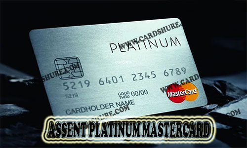 Assent Platinum Mastercard - How to Apply & Activate