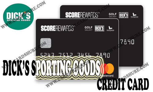 Dick's Sporting Goods Credit Card - How to Apply & Login