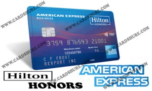 Hilton Honors American Express - Application & Activation