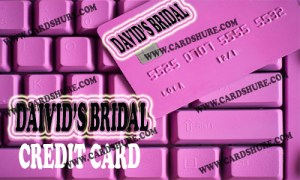 David's Bridal Credit Card - Application & Activation