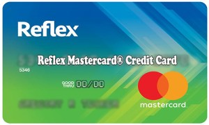 Reflex Mastercard® Credit Card - Reflex Credit Card Application