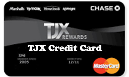 TJX Credit Card: Application and Activation for TJX Credit Card