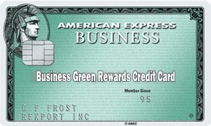 Business Green Rewards Credit Card - How to Apply