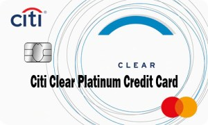 Citi Clear Platinum Card - Citi Clear Platinum Credit Card Application