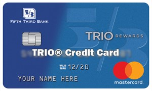 TRIO® Credit Card - How to Apply