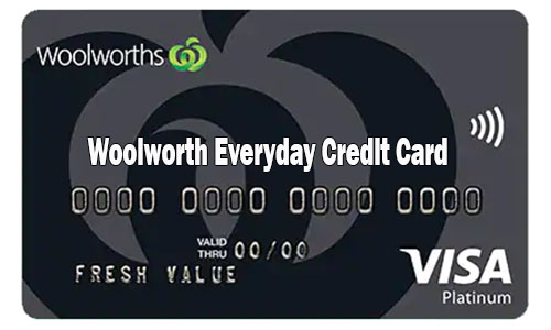 Woolworth Everyday Credit Card - Woolworth Everyday Card Application