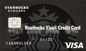 Starbucks Visa® Credit Card - How to Apply