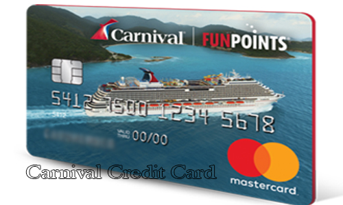 Carnival Credit Card - How to Apply for Carnival Credit Card