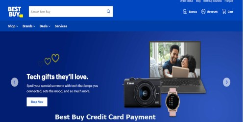 Best Buy Credit Card Payment
