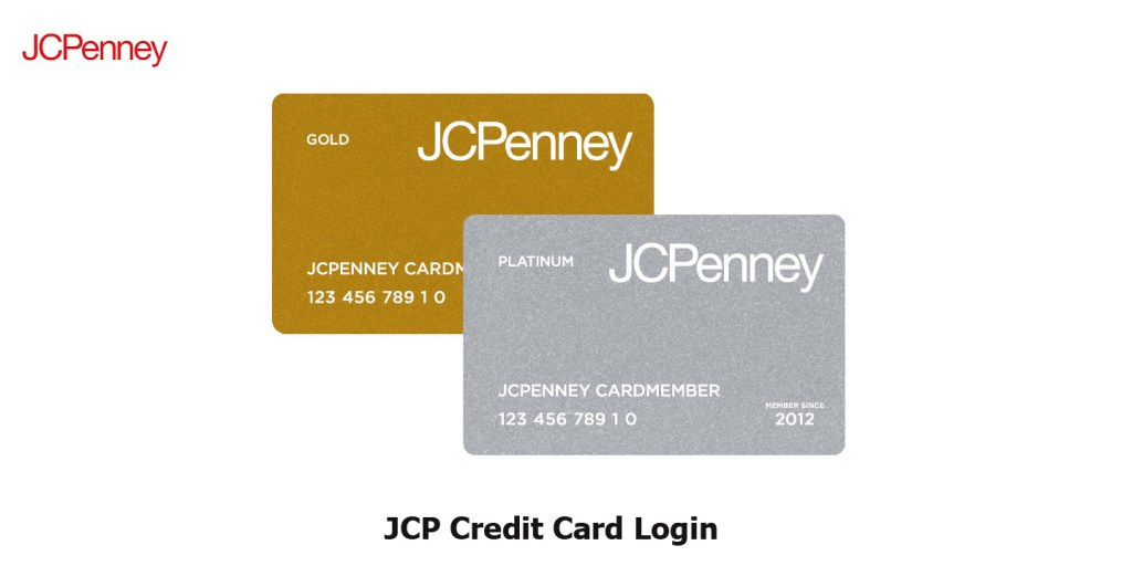 JCP Credit Card Login: JCP Credit Card Application - How to Apply Now - CardShure