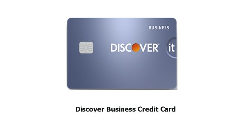 Discover Business Credit Card