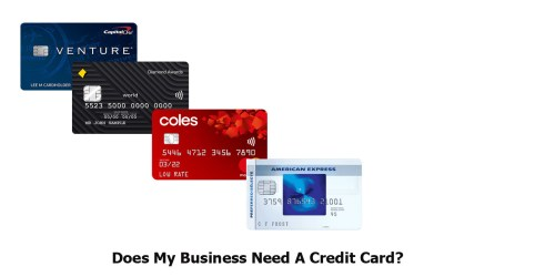 Does My Business Need A Credit Card?