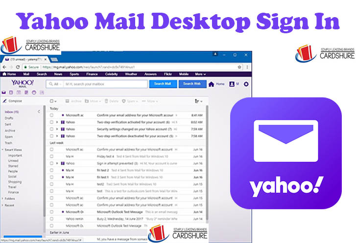 Yahoo Mail Desktop Sign In - Access Your Yahoo Mail Account on Desktop App