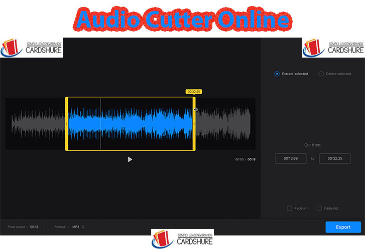 Free MP3 Cutter - Free Online Tool to Cut, Crop & Editor Mp3 Music or Songs
