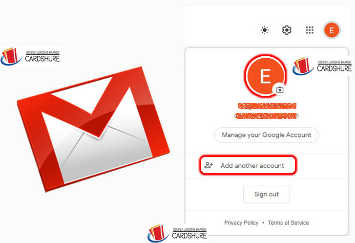 How to Gmail Login Another Account