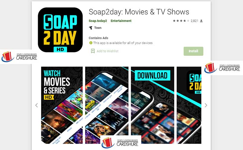 Soap2day App - Movies and Tv Series App Downloads