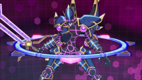 Yu-Gi-Oh! VRAINS - Episode 2