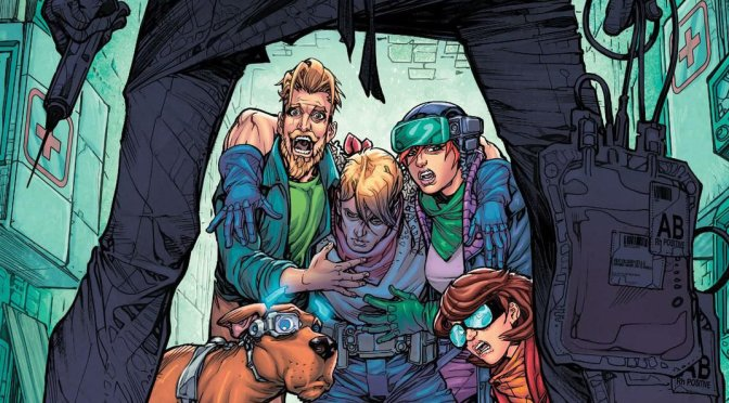 [Review] Scooby Apocalypse #8