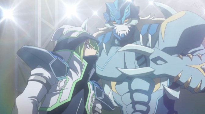 [Review] Yu-Gi-Oh! VRAINS – Episode 4
