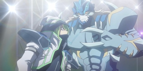 Yu-Gi-Oh! VRAINS - Episode 4