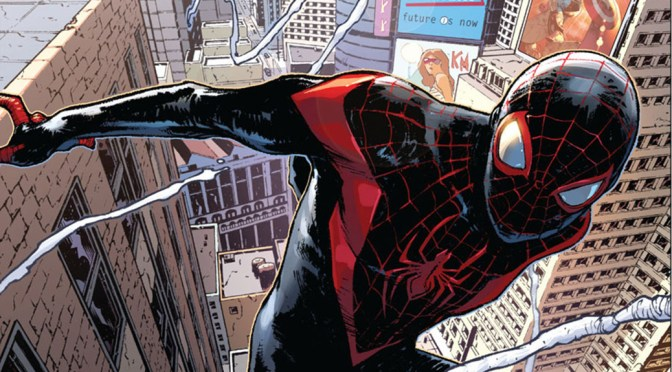 [Review] Spider-Man: Miles Morales Vol. 1