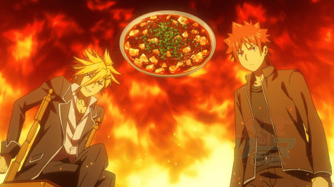Food Wars! The Third Plate - Episode 1