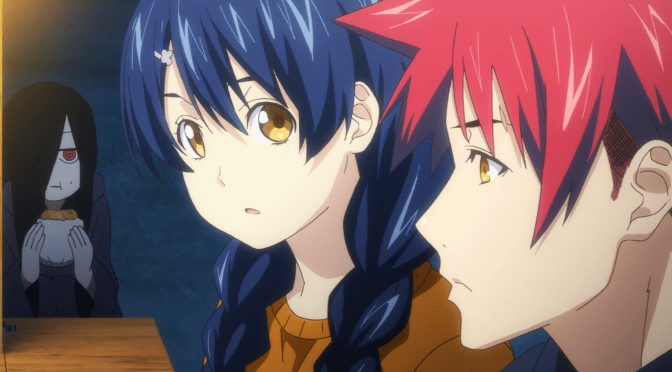 [Review] Food Wars! The Third Plate – Episode 3