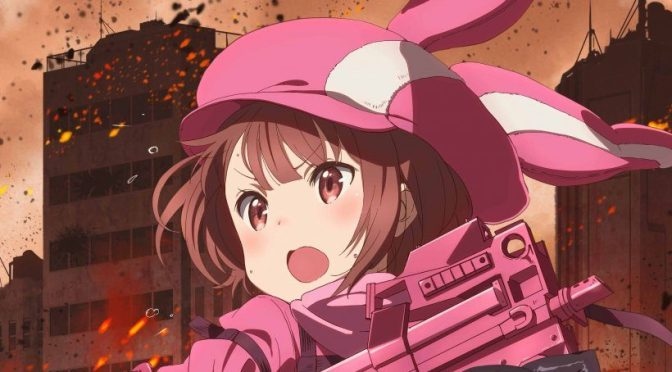 [Review] Sword Art Online Alternative: Gun Gale Online