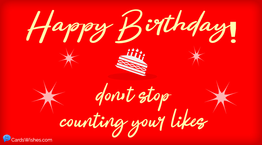 60 Happy Birthday Wishes For Facebook Timeline