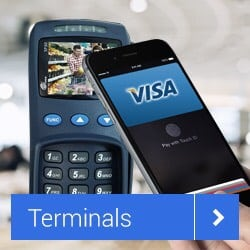 checkout terminals