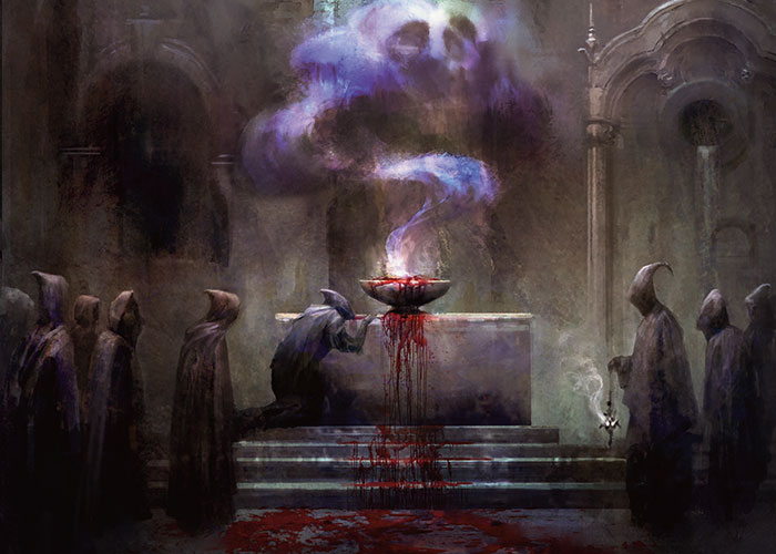 Covenant of Blood | Art by Seb McKinnon