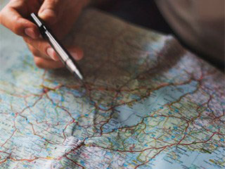 No need for paper maps with CarePlanner