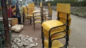 Neue Stühle!