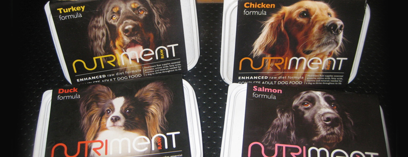 Nutriment - Raw Dog Food Manchester