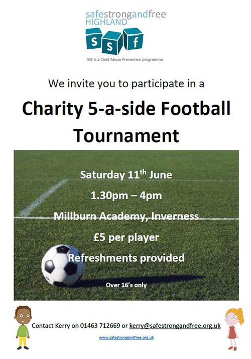charity-football-flyer