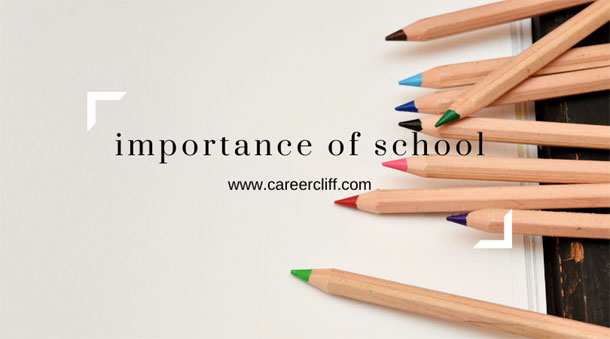 Importance of School for Expansion of the Education
