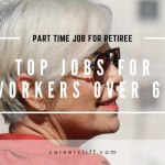 Part time Job for Retiree