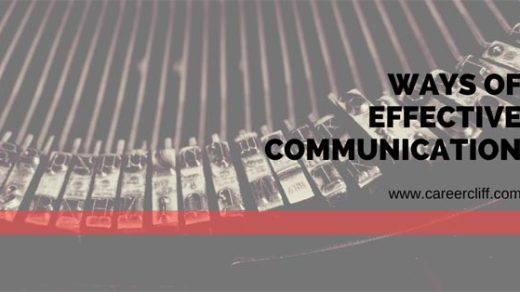 ways of effective communication