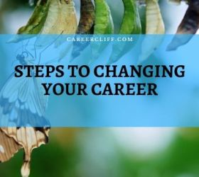 steps to changing your career