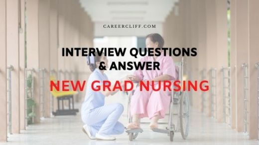 new grad nursing interview questions and answers