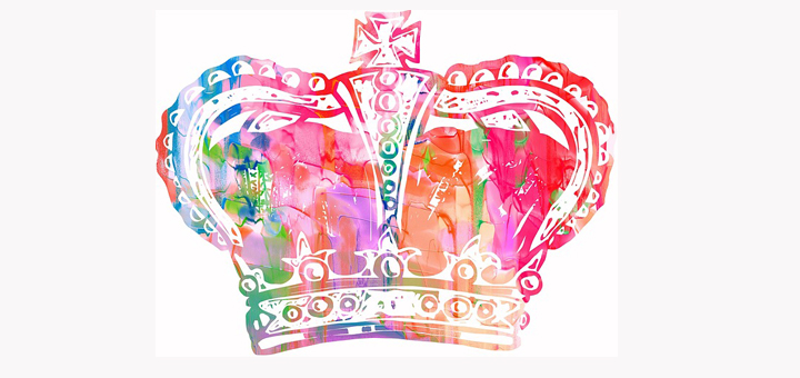 Watercolor Crown, Career Communicators, Toastmasters, Palatine