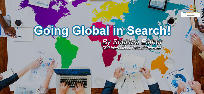 Going Global in Search!