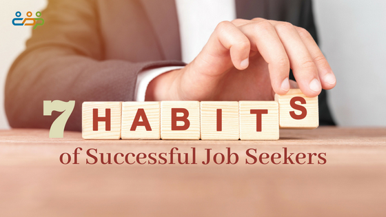 7 Habits of Successful Job Seekers