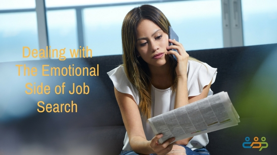 Dealing with The Emotional Side of Job Search