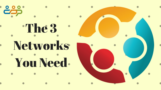 The Three Networks You Need