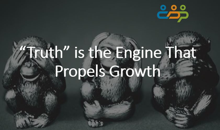 """Truth"" is the Engine That Propels Growth"